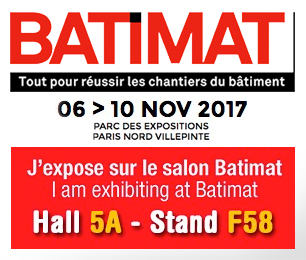 Tamiluz noticias e informaci n sobre celos as persianas for Salon du batiment paris
