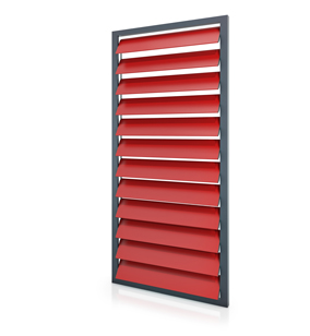 Tamiluz Adjustable Blade Shutters Made From Hpl