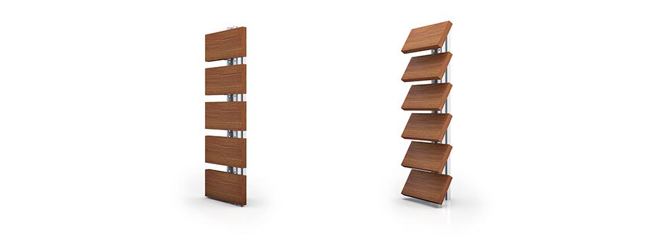 lcf combi partesoles y quiebravistas en lamas de aluminio madera hpl trespa. Black Bedroom Furniture Sets. Home Design Ideas