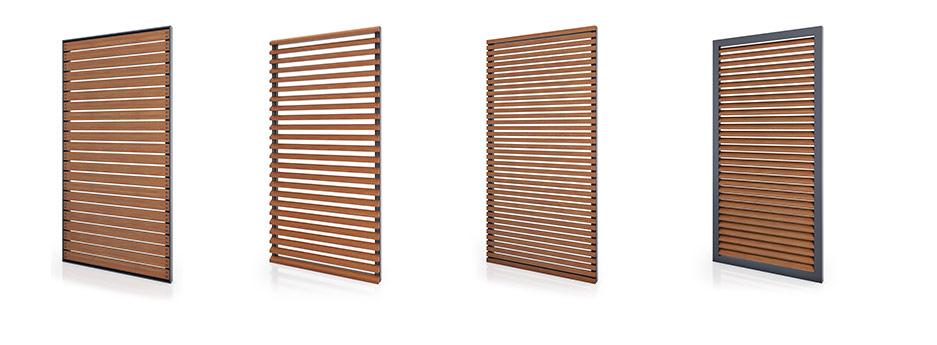 Tamiluz sistemas de protecci n solar persianas for Celosias en madera